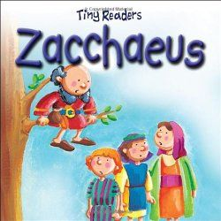 Zacchaeus (Tiny Readers)