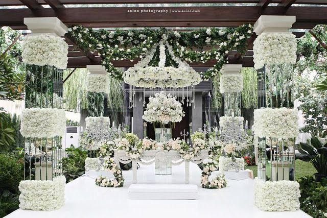 Gorgeous Wedding Ceremonies: Beautiful, Wedding And The White