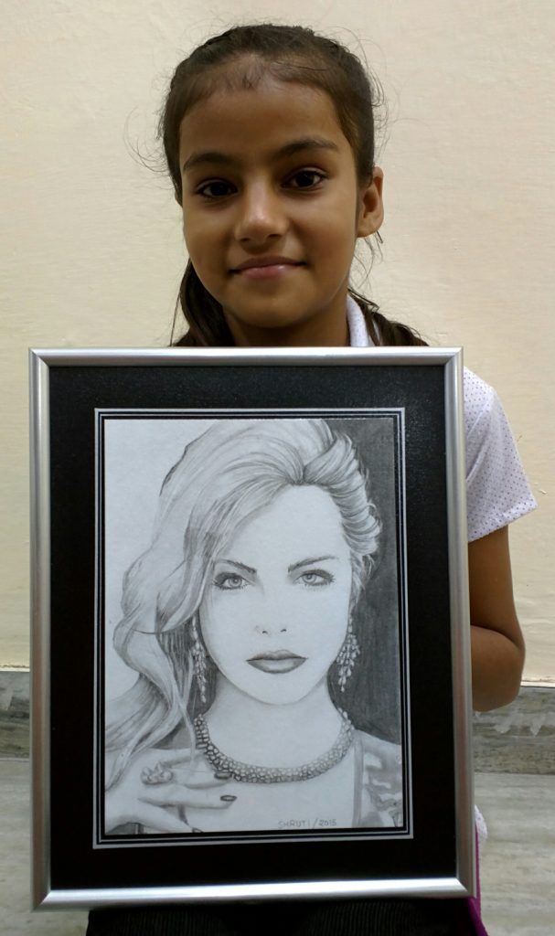 One To One Visual Art Classes Nid Nift Online Sketching Drawing