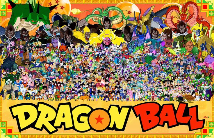 Dragon Ball Z Wallpaper All Characters 157 Jpg 1600 215 1035