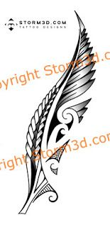 Maori inspired tattoo designs and tribal tattoos images: December 2011