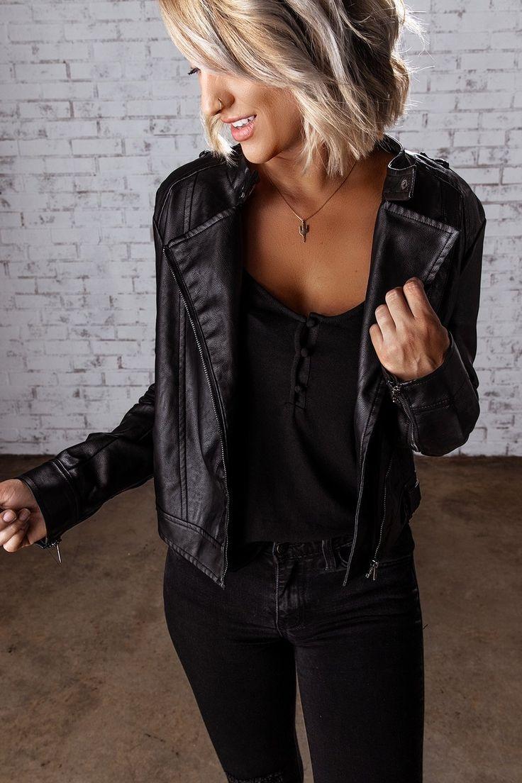 Bad Reputation Leather Jacket - Small 3