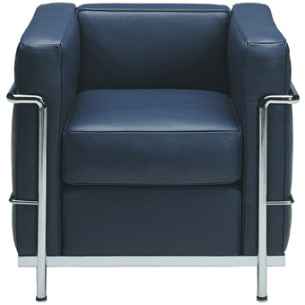 Le Corbusier, The Cube Collection chair and sofas
