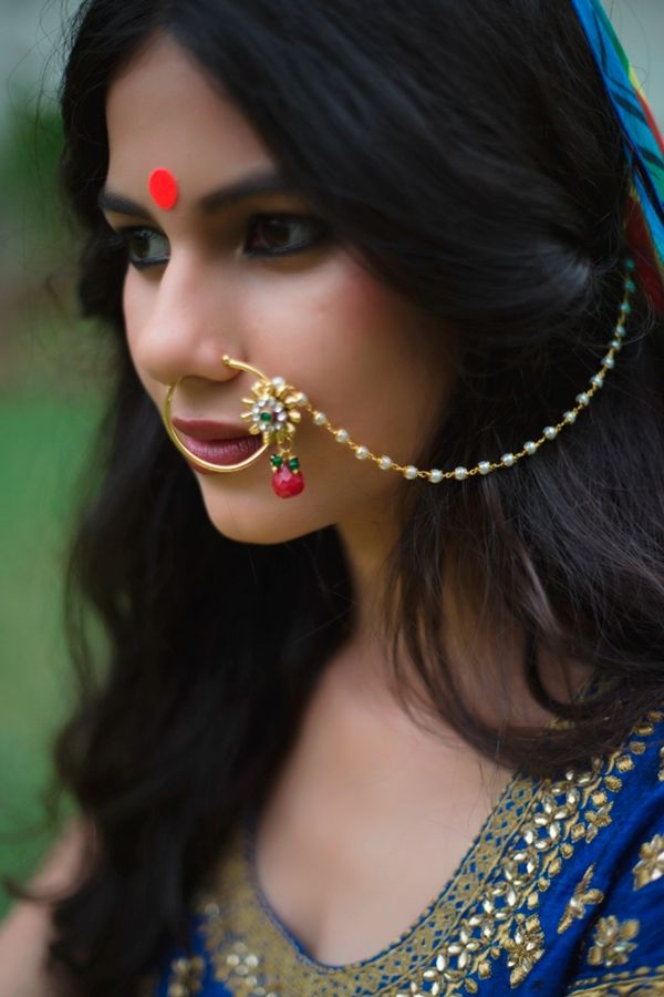 Beautiful Chain #Nosering.