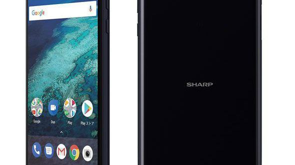 Sharp X1 With Android One and 3900mAh Battery Launched