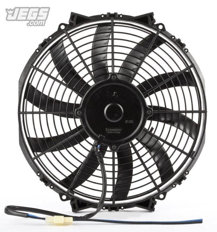 Buying Electric Fans : Check out these new jegs cooling fans we now have in stock