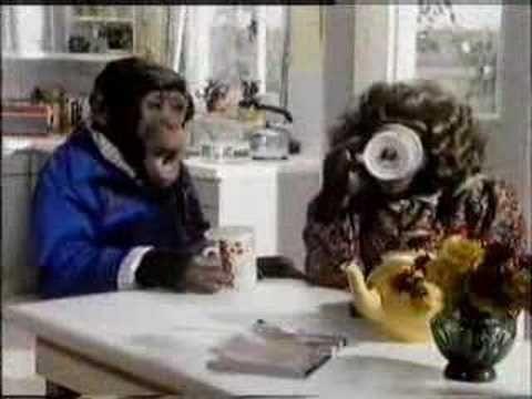 Brooke Bond Advert - TV Repair Men 1980's