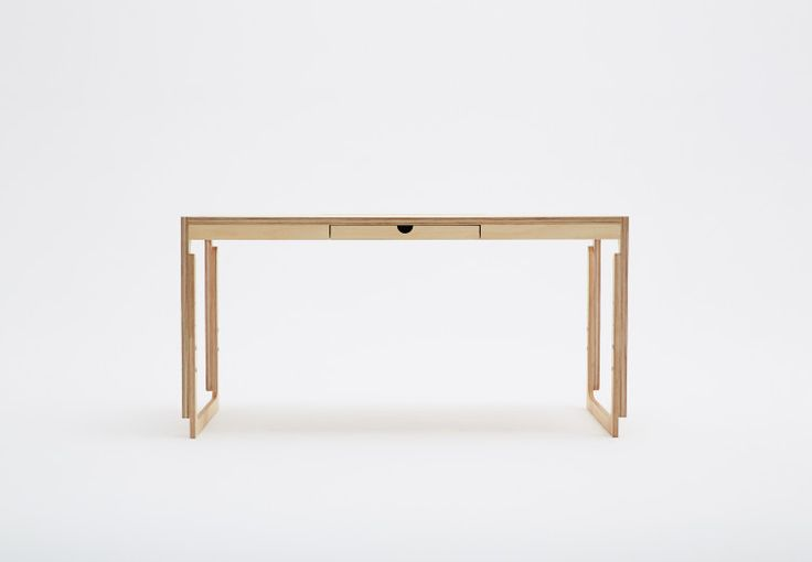 The desk is designed for each customer, allows to adjust the heights. A gift for child becomes his place of work for life, the lowest level - 60 cm - allows to sea beside it the proud first year pupil, and even a preschooler, the highest level - 72 cm -  is already working for a high school graduate, a student, an adult man.