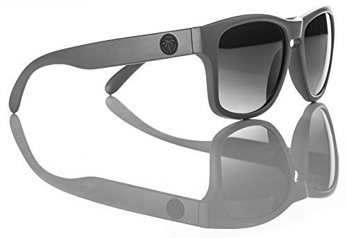 Heat Wave Visual Cruiser Sunglasses in Steel Grey *** Visit the image link more details. Note:It is affiliate link to Amazon.