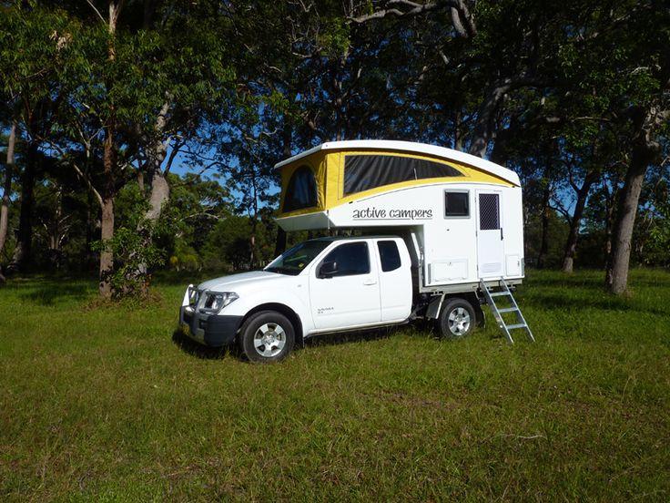 Vantage slide on camper - Click to enlarge