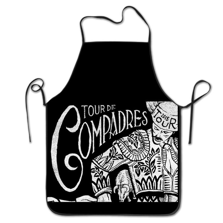 NEEDTOBREATHE TOUR DE COMPADRES 2016 Modern Design Home Housekeeper Anthropologie Unisex Kitchen Bib Cooking Apron -- Awesome products selected by Anna Churchill