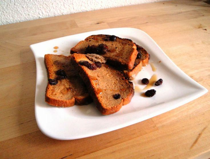 Zornröschen im Schlaraffenland: Vegan French Toasts