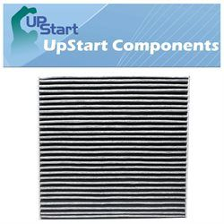 Replacement Cabin Air Filter for 2006 HONDA ACCORD L4 2.4L 2354cc  Activated Carbon ACF-10134