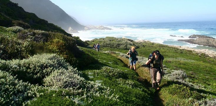Green Flag Trails hiking trails – South African Tourism