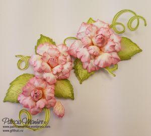 Heartfelt Creations Classic Rose Tutorial