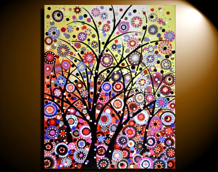 Acrylic Paint For Large Canvas