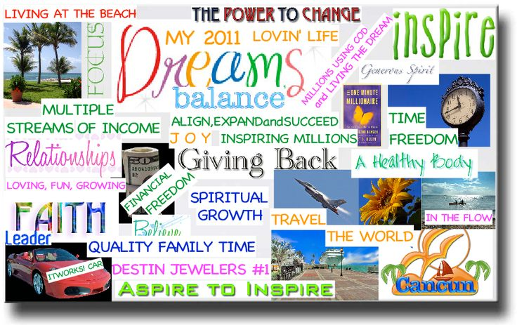 Learn how to set intentions for your life, to be playful, to add ...