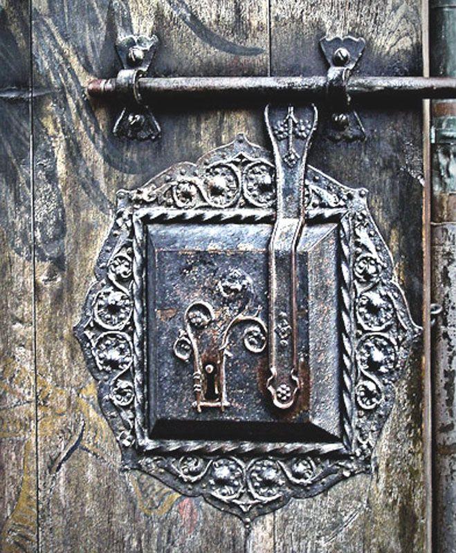 Door Locks   Slide Latch   Castle Door Lock And Latch   Door Locks   Custom Slide Bolts