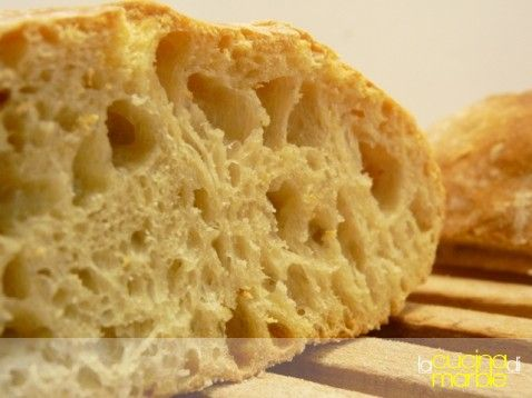 pane senza impasto - il mio!