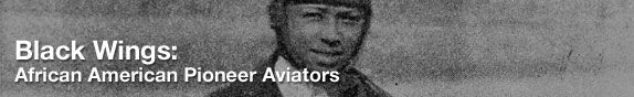 Smithsonian Education | Black Wings: African American Pioneer Aviators | In this set of four lessons, students examine photographic portraits and biographies to learn about the history of African Americans in the field of aviation. They portray the aviators in drawing, painting, or writing.