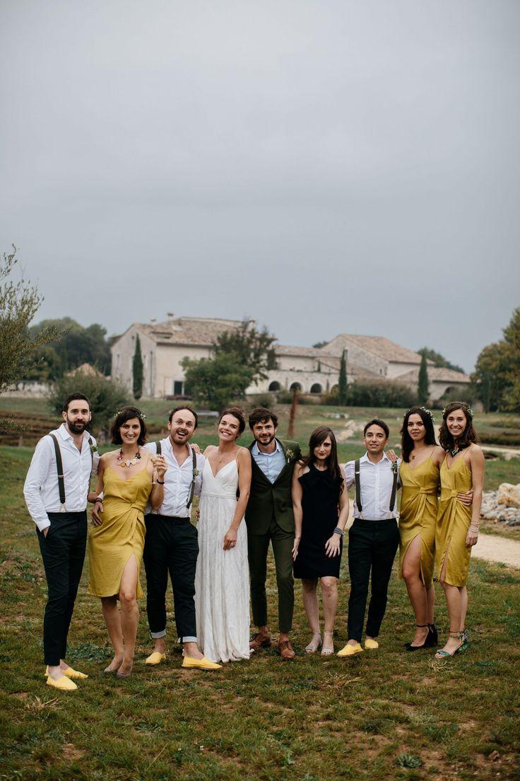 39 best Les témoins images on Pinterest | Bridesmaids, Wedding ideas ...