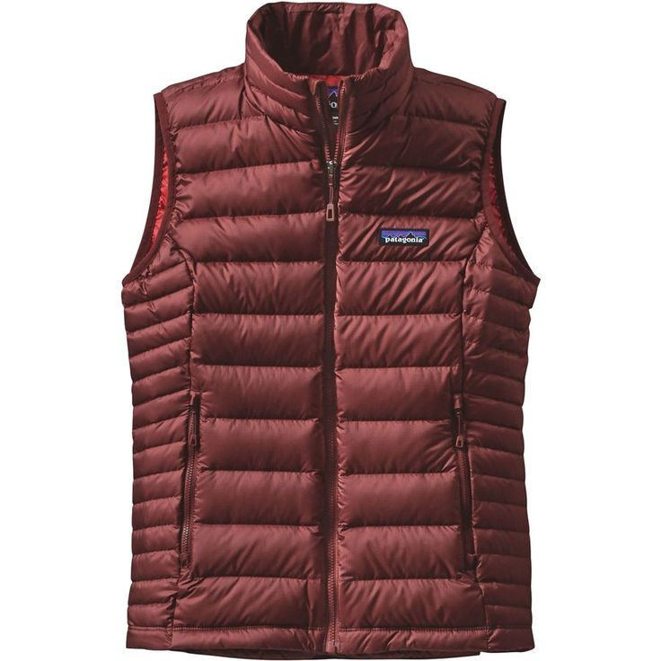 Patagonia - Down Sweater Vest - Women's - Drumfire Red