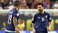 Argentina advances to Copa America Final after 4-0 rout over U.S.