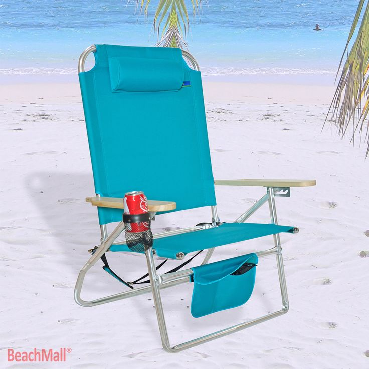 XL High Seat Heavy Duty Beach Chair  beachmall.com $84.95