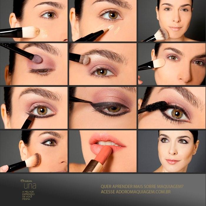 Maquillaje natural paso a paso!