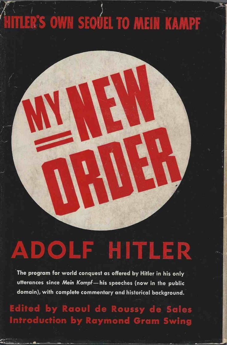 My new order hitler - Donald Trump's ex-wife once said Trump kept a book of Hitler's speeches by his bed