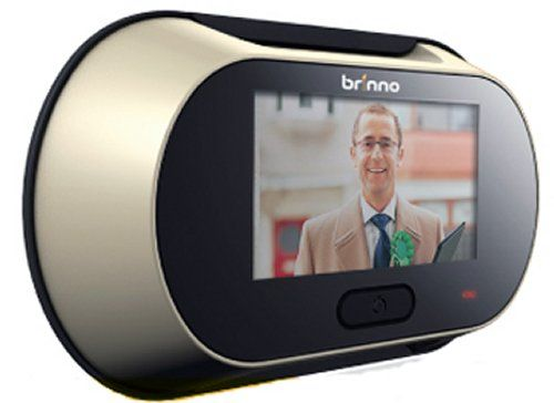 For the Front door - to see who is on the other side-Brinno Digital Peep Hole Viewer