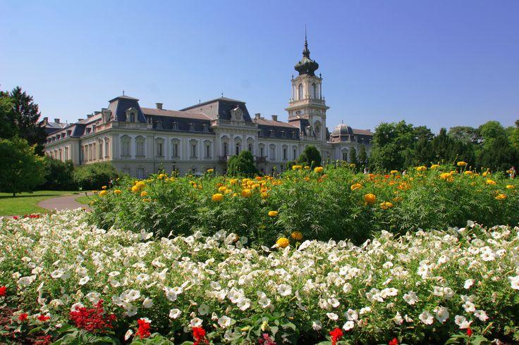 Keszthely, Pálmaház nyílt a Festetics kastély parkjában