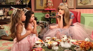My girls with Taylor