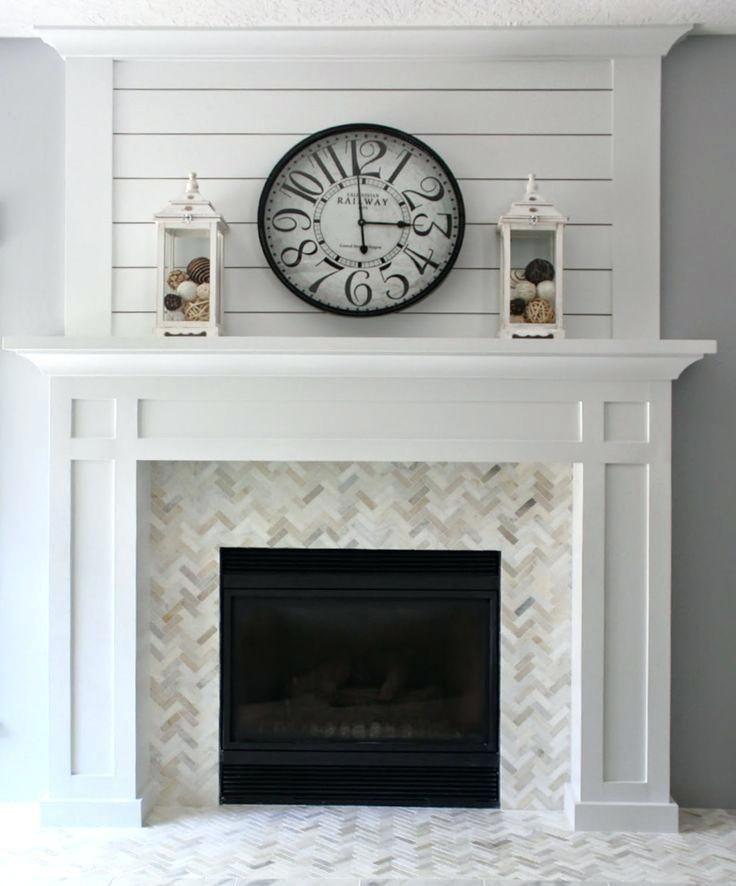 Diy Fireplace Surround Best Fireplace Mantel Ideas On Faux Mantle