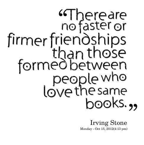 book friends