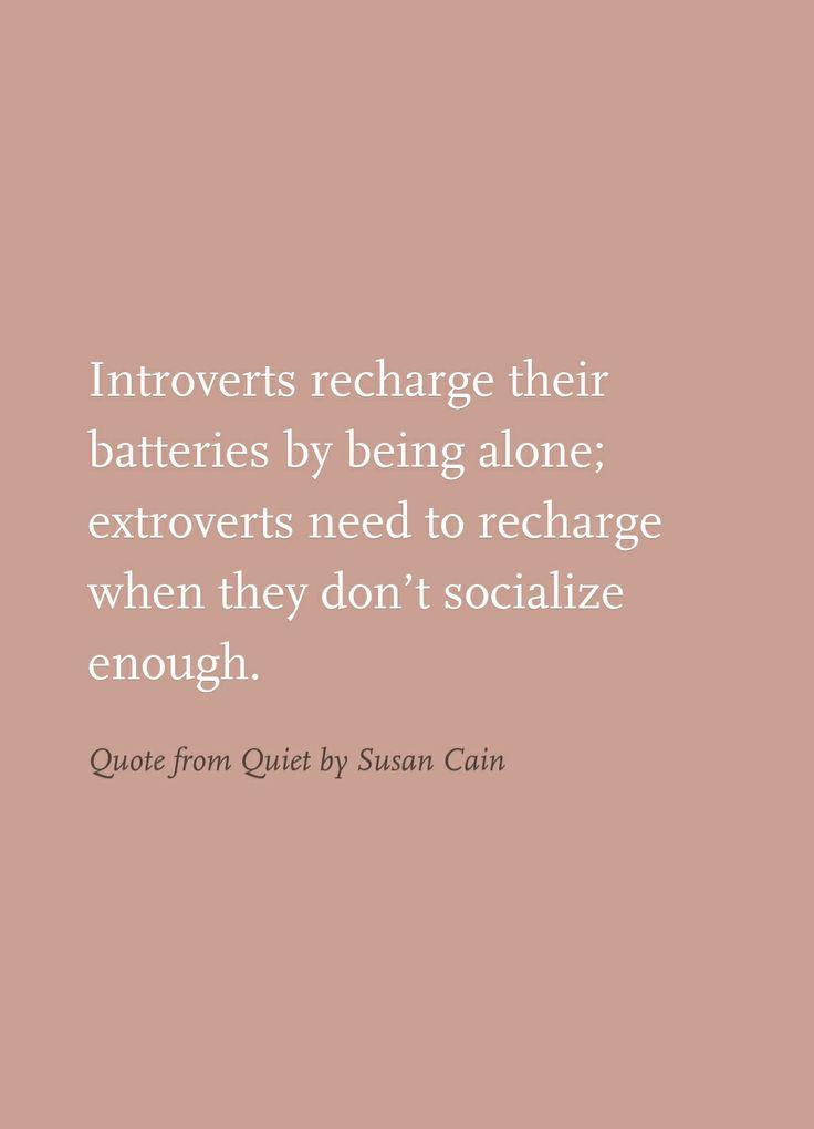 Quiet Susan Cain Introvert Quotes