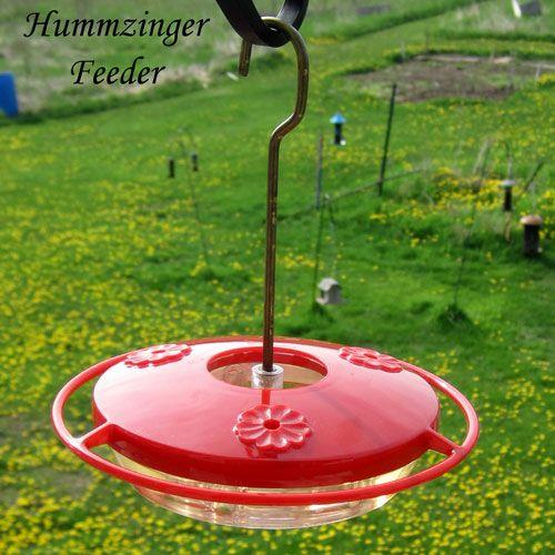 Homemade Hummingbird Food and My Favorite Nectar Feeder