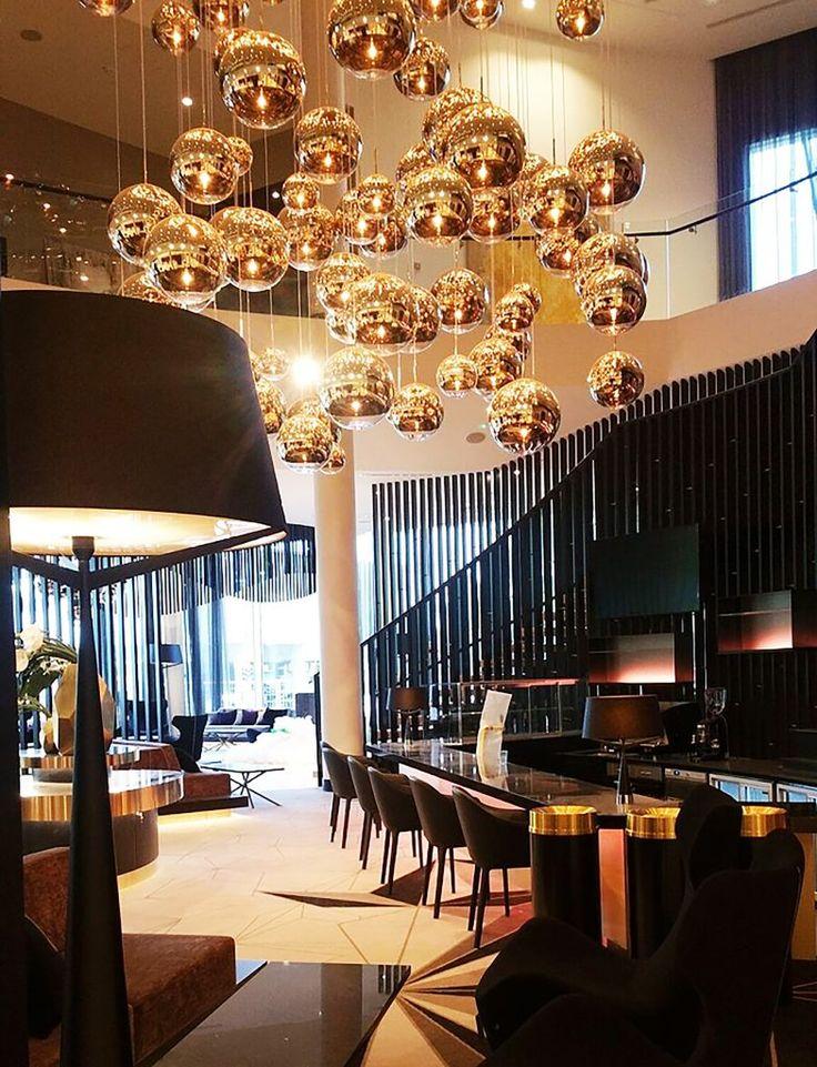 Hilton Tallinn Park opens! June 2016  www.dsign.fi