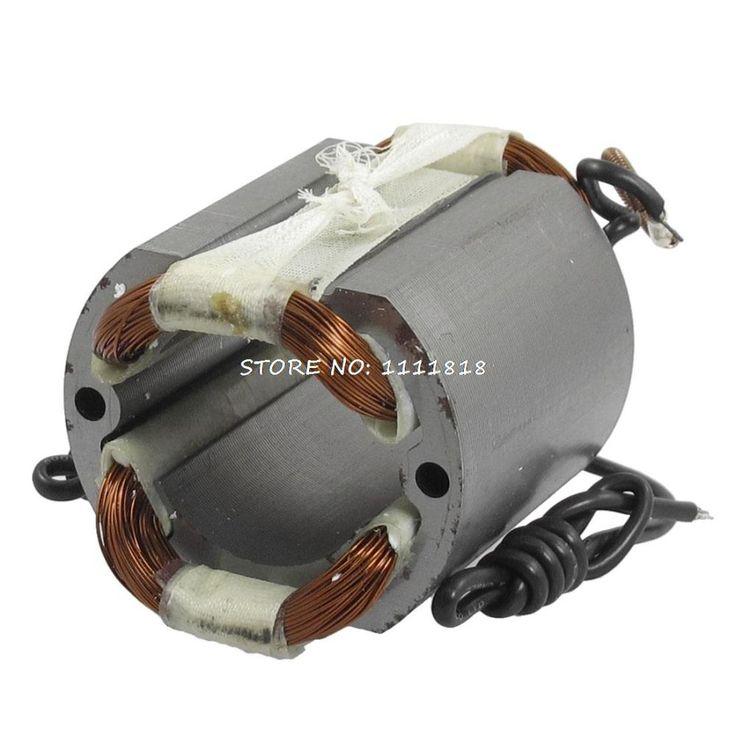 AC 220V Square Parts Motor Stator for Hitachi F20 Electric Planer