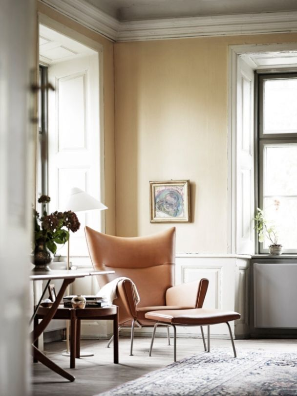 House tour: a historic home filled with Danish wares - Vogue Living