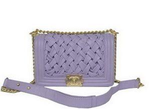 Wholesale Réplique 2013 Boy Chanel Flap Sac à bandoulière en cuir A67089 Weave V - €186.28 : réplique sac a main, sac a main pas cher, sac de marque   chanel boy