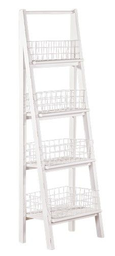 lily leaning shelf 600w x 450d x 1800h mm rrp 449