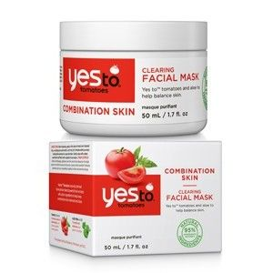 Yes To Tomatoes Clearing Facial Mask 50ml