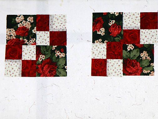 ART / Kvetinový blok