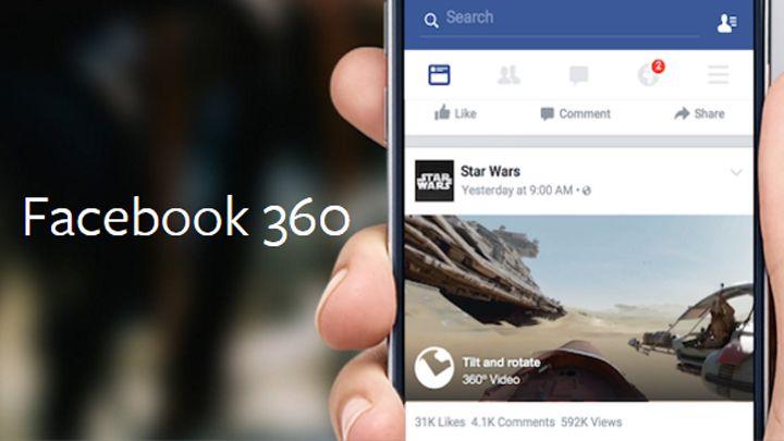 Facebook ha anunciado novedades. En esta ocasión, la red social se centra en el vídeo en 360 grados para lo que ha incorporado dos nuevas herramientas con las que pretende facilitar el proceso de producción de estos clips.