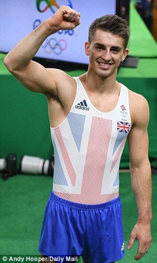 Max Whitlock takes bronze and first medal for Great Britain in the event for 108…