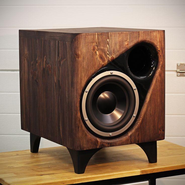 Delightful DIY Subwoofer / Speaker Design