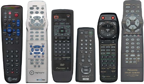 one for all remote instructions