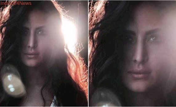 Katrina Kaif looks dreamy yet fierce and we wonder if this her look from Tiger Zinda Hai. See photos