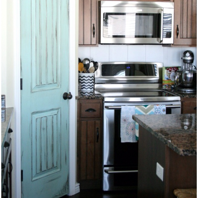 What Color Kitchen Cabinets Match Wood Faux Shutters